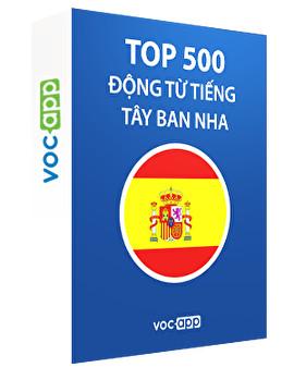 Top 500 động từ tiếng Tây Ban Nha
