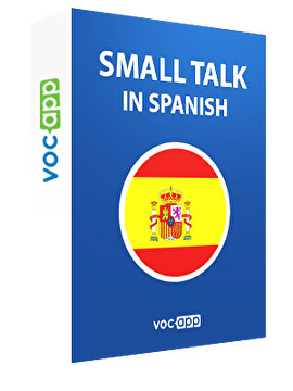 Small talk in Spanish