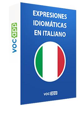 Los modismos italianos