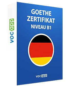 Goethe Zertifikat - Niveau B1