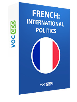 French: International politics