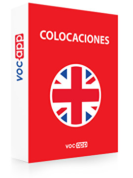 Colocaciones en Inglés
