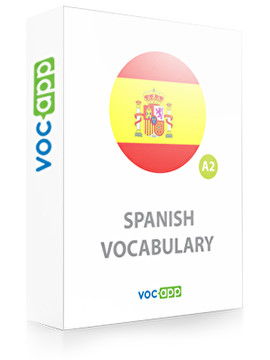 Spanish Vocabulary A2