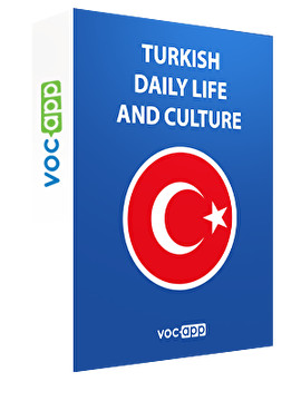 Turkish daily life and culture