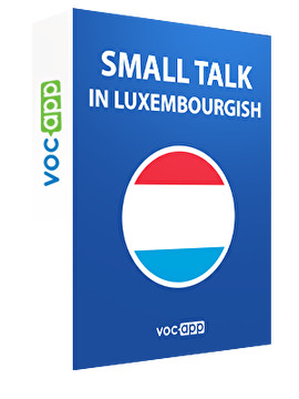 Small Talk in Luxembourgish
