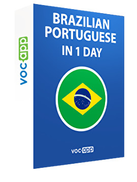 Brazilian Portuguese in 1 day