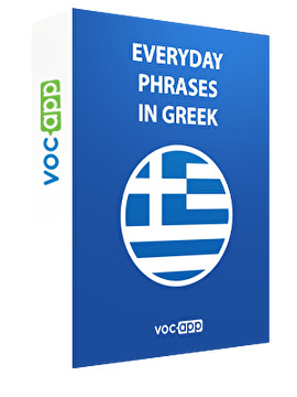 Everyday phrases in Greek