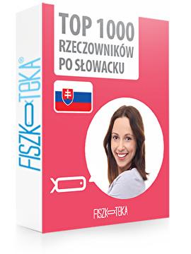 1000 najważniejszych rzeczowników po słowacku