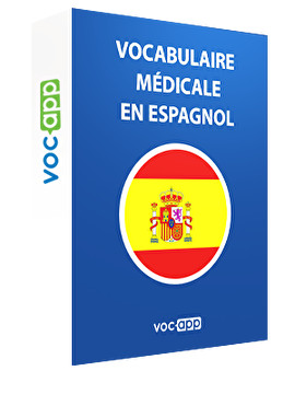 Vocabulaire médicale en espagnol