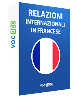 Politica internazionale in francese