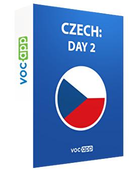 Czech: day 2