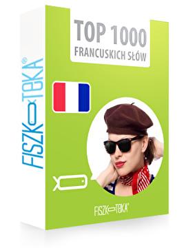 Top 1000 francuskich słów
