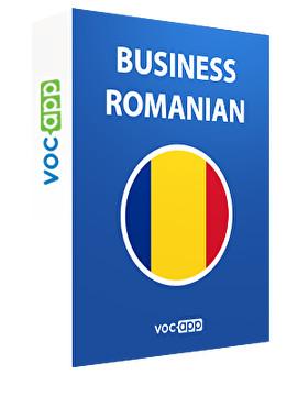 Business Romanian