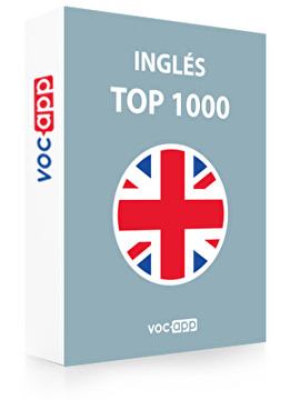 Las 1000 palabras en inglés más importantes