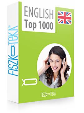 1000 najpopularniejszych angielskich słów
