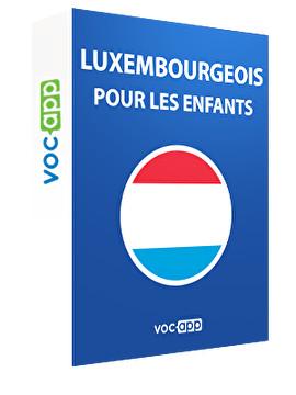 Luxembourgeois pour les enfants