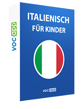Italienisch für Kinder
