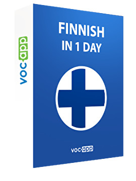 Finnish in 1 day