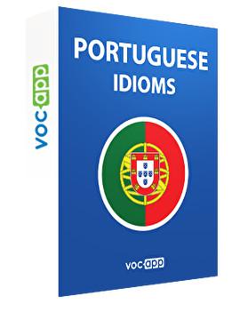 Portuguese idioms