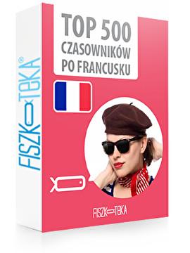 500 najważniejszych czasowników po francusku