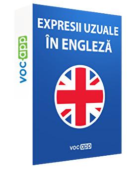 Expresii uzuale în engleză