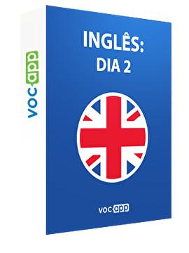 Inglês: dia 2