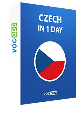 Czech in 1 day