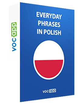 Everyday phrases in Polish
