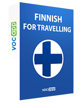 Finnish for travelling