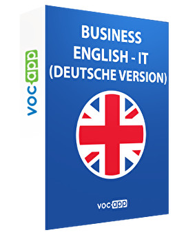 Business English (deutsche Version) - IT