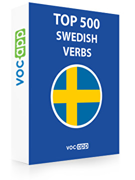 Swedish Words: Top 500 Verbs