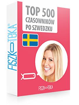 500 najważniejszych czasowników po szwedzku