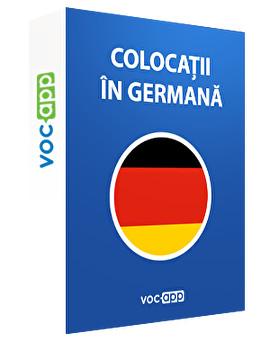 Colocații în germană