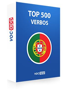 Verbos más importantes en portugués