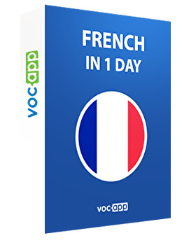 French in 1 day