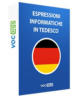 Espressioni informatiche in tedesco