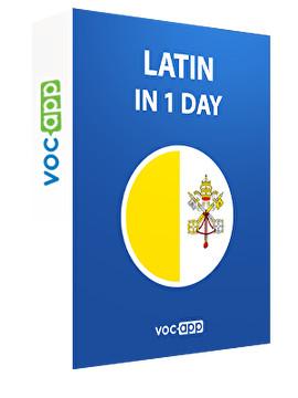 Latin in 1 day