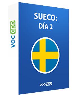 Sueco: día 2