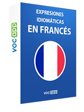 Modismos y expresiones en francés