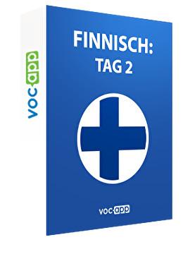 Finnisch: tag 2
