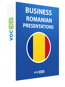 Business Romanian - Presentations