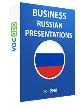 Business Russian - Presentations