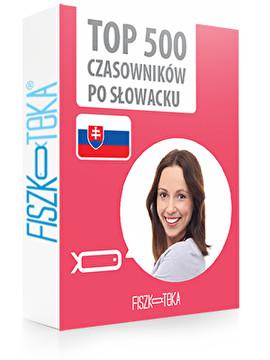 500 najważniejszych czasowników po słowacku