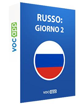 Russo: giorno 2