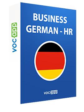 Business German - HR