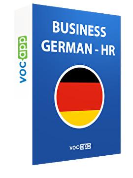 Business German - HR