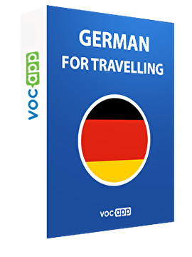 German for travelling