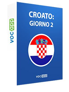 Croato: giorno 2