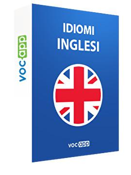 idiomi inglesi