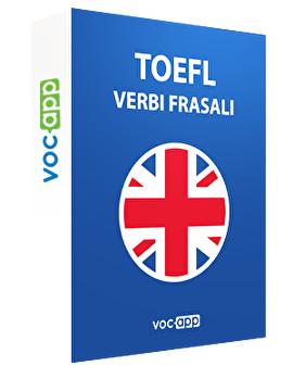 TOEFL - Verbi frasali